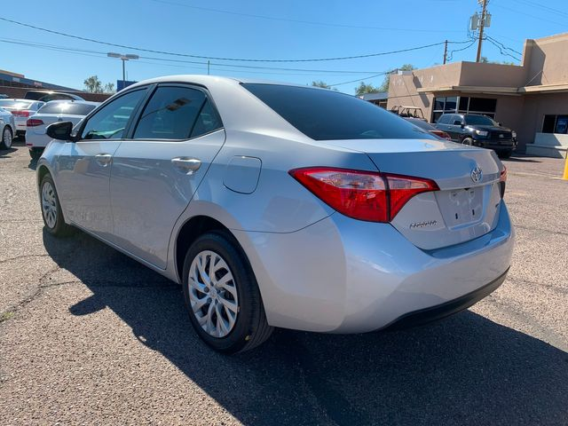 2017 Toyota Corolla LE 5 YEAR/60,000 MILE NATIONAL POWERTRAIN WARRANTY Mesa, Arizona 2