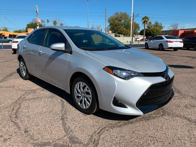 2017 Toyota Corolla LE 5 YEAR/60,000 MILE NATIONAL POWERTRAIN WARRANTY Mesa, Arizona 6