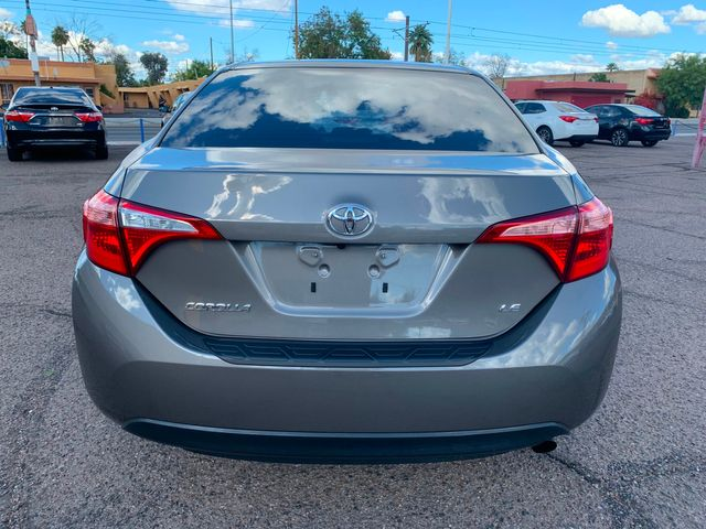 2017 Toyota Corolla LE 5 YEAR/60,000 MILE FACTORY POWERTRAIN WARRANTY Mesa, Arizona 3
