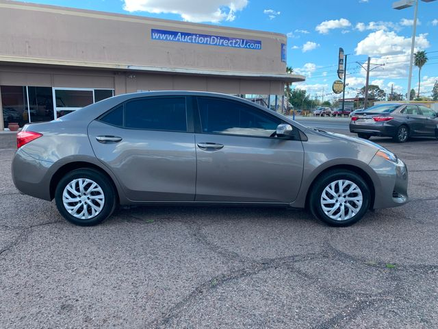 2017 Toyota Corolla LE 5 YEAR/60,000 MILE FACTORY POWERTRAIN WARRANTY Mesa, Arizona 5