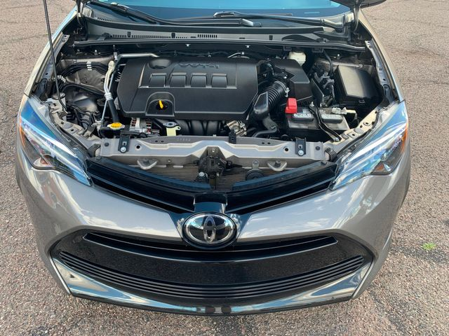 2017 Toyota Corolla LE 5 YEAR/60,000 MILE FACTORY POWERTRAIN WARRANTY Mesa, Arizona 8