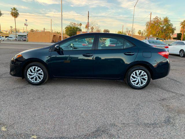 2017 Toyota Corolla LE 5 YEAR/60,000 MILE FACTORY POWERTRAIN WARRANTY Mesa, Arizona 1