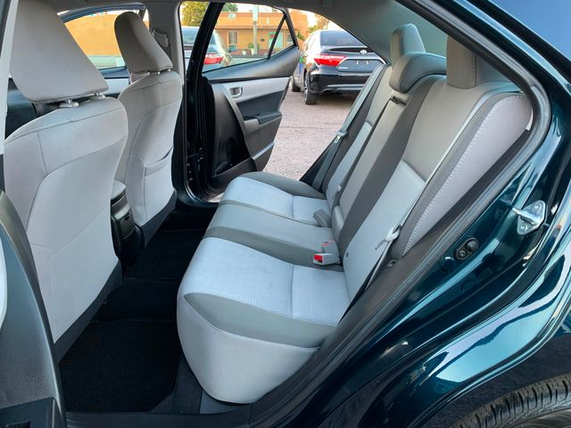 2017 Toyota Corolla LE 5 YEAR/60,000 MILE FACTORY POWERTRAIN WARRANTY Mesa, Arizona 10