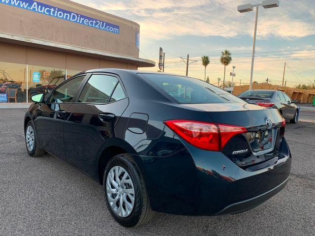 2017 Toyota Corolla LE 5 YEAR/60,000 MILE FACTORY POWERTRAIN WARRANTY Mesa, Arizona 2
