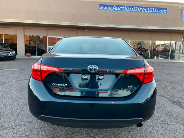 2017 Toyota Corolla LE 5 YEAR/60,000 MILE FACTORY POWERTRAIN WARRANTY Mesa, Arizona 3