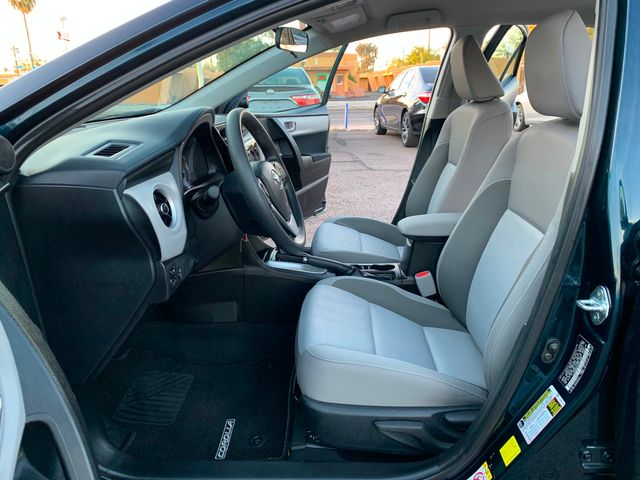 2017 Toyota Corolla LE 5 YEAR/60,000 MILE FACTORY POWERTRAIN WARRANTY Mesa, Arizona 9