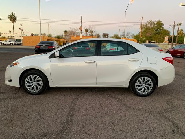 2017 Toyota Corolla LE 5 YEAR/60,000 MILE FACTORY POWERTRAIN WARRANTY Mesa, Arizona 1