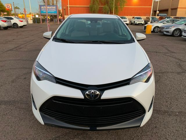 2017 Toyota Corolla LE 5 YEAR/60,000 MILE FACTORY POWERTRAIN WARRANTY Mesa, Arizona 7