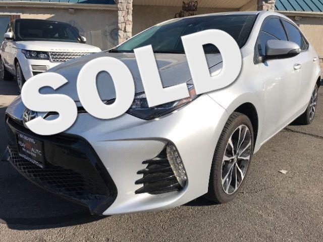 2017 Toyota Corolla SE CVT LINDON, UT