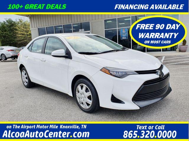 2017 Toyota Corolla LE w/Entune Multimedia in Louisville, TN 37777