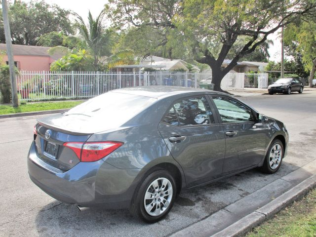 2017 Toyota Corolla L Miami, Florida 4