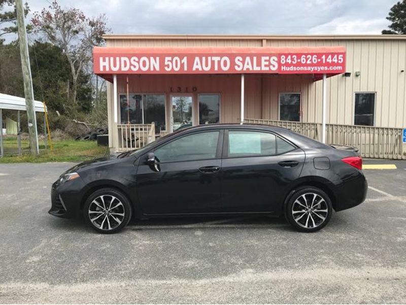 2017 Toyota Corolla SE CVT | Myrtle Beach, South Carolina | Hudson Auto Sales in Myrtle Beach South Carolina