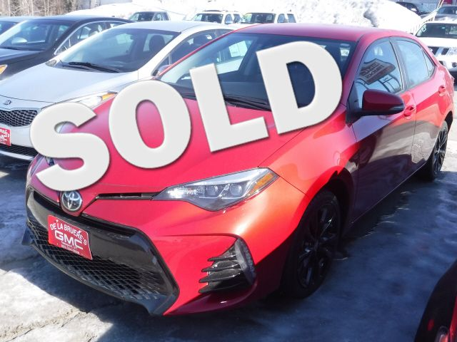 2017 Toyota Corolla SE Newport, VT