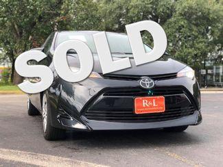2017 Toyota Corolla LE CVT in San Antonio TX, 78233
