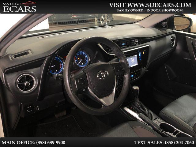 2017 Toyota Corolla LE in San Diego, CA 92126