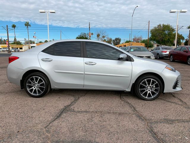 2017 Toyota Corolla SE 50th Anniversary Special Edition FULL MANUFACTURER WARRANTY Mesa, Arizona 5
