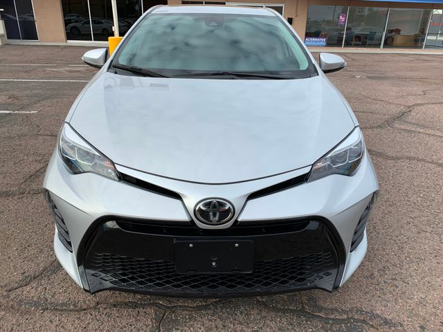 2017 Toyota Corolla SE 50th Anniversary Special Edition FULL MANUFACTURER WARRANTY Mesa, Arizona 7
