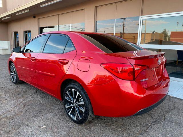 2017 Toyota Corolla SE FULL MANUFACTURER WARRANTY Mesa, Arizona 2