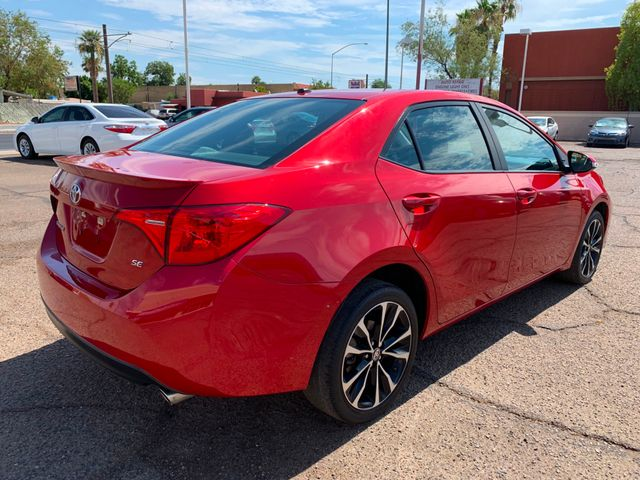2017 Toyota Corolla SE FULL MANUFACTURER WARRANTY Mesa, Arizona 4