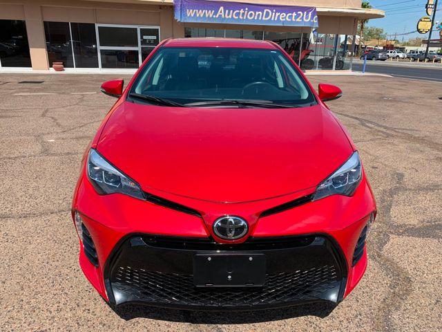 2017 Toyota Corolla SE FULL MANUFACTURER WARRANTY Mesa, Arizona 7