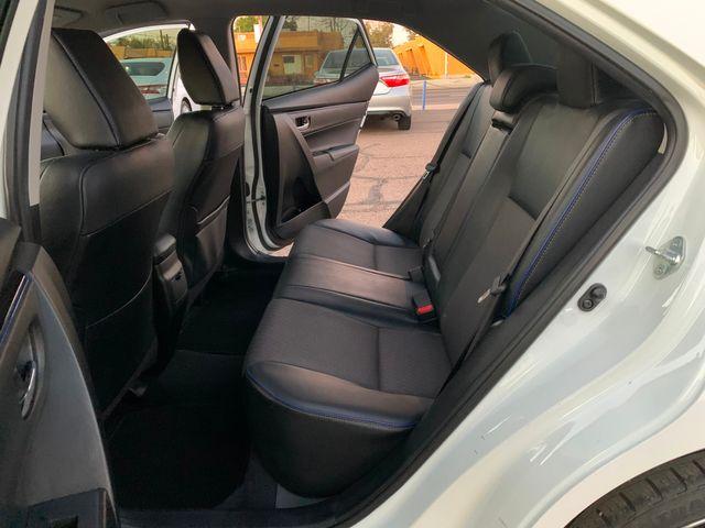 2017 Toyota Corolla SE 3 MONTH/3,000 MILE NATIONAL POWERTRAIN WARRANTY Mesa, Arizona 10