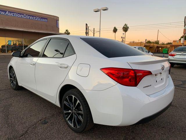 2017 Toyota Corolla SE 3 MONTH/3,000 MILE NATIONAL POWERTRAIN WARRANTY Mesa, Arizona 2