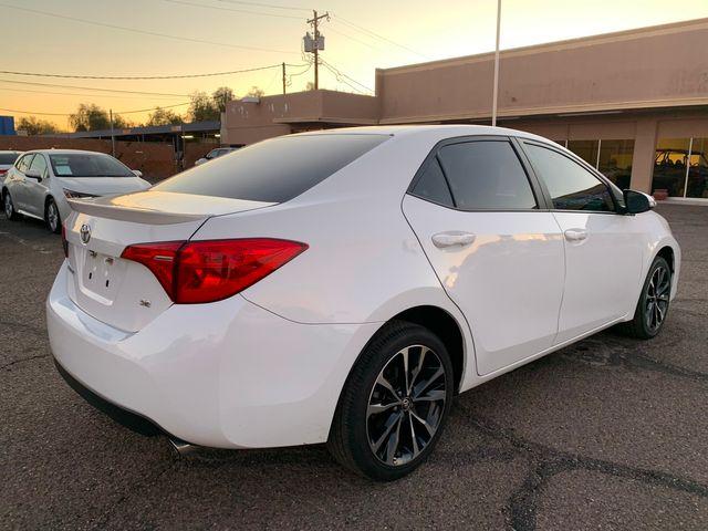 2017 Toyota Corolla SE 3 MONTH/3,000 MILE NATIONAL POWERTRAIN WARRANTY Mesa, Arizona 4