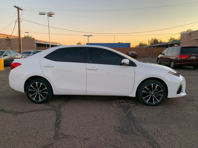2017 Toyota Corolla SE 3 MONTH/3,000 MILE NATIONAL POWERTRAIN WARRANTY Mesa, Arizona 5