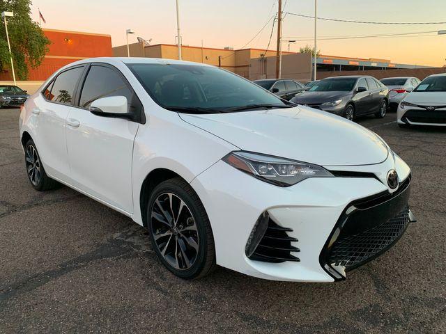 2017 Toyota Corolla SE 3 MONTH/3,000 MILE NATIONAL POWERTRAIN WARRANTY Mesa, Arizona 6