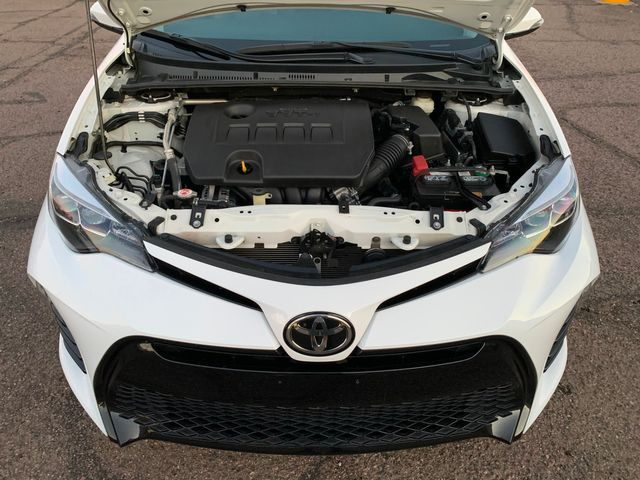 2017 Toyota Corolla SE 3 MONTH/3,000 MILE NATIONAL POWERTRAIN WARRANTY Mesa, Arizona 8
