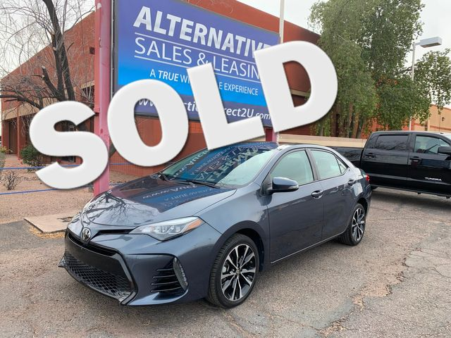 2017 Toyota Corolla SE FULL MANUFACTURER WARRANTY Mesa, Arizona