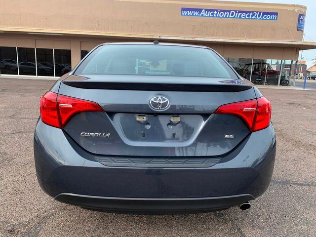 2017 Toyota Corolla SE FULL MANUFACTURER WARRANTY Mesa, Arizona 3