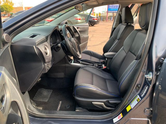 2017 Toyota Corolla SE FULL MANUFACTURER WARRANTY Mesa, Arizona 9