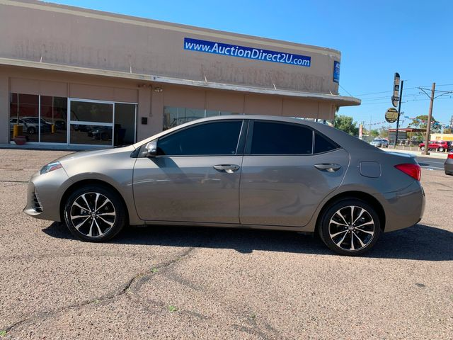 2017 Toyota Corolla SE 5 YEAR/60,000 MILE NATIONAL POWERTRAIN WARRANTY Mesa, Arizona 1