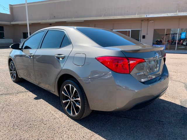 2017 Toyota Corolla SE 5 YEAR/60,000 MILE NATIONAL POWERTRAIN WARRANTY Mesa, Arizona 2