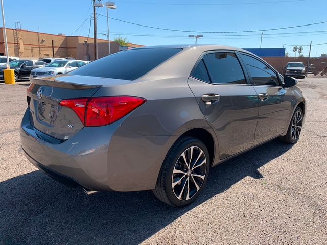 2017 Toyota Corolla SE 5 YEAR/60,000 MILE NATIONAL POWERTRAIN WARRANTY Mesa, Arizona 4