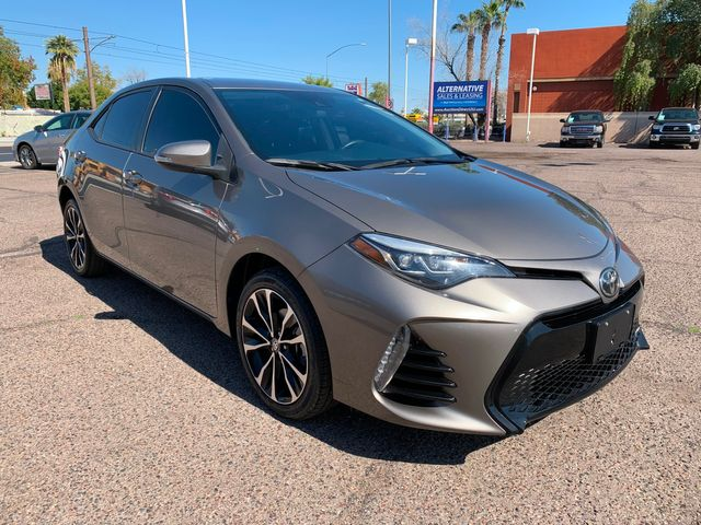 2017 Toyota Corolla SE 5 YEAR/60,000 MILE NATIONAL POWERTRAIN WARRANTY Mesa, Arizona 6
