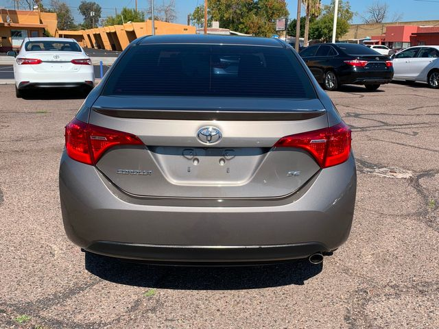 2017 Toyota Corolla SE 5 YEAR/60,000 MILE NATIONAL POWERTRAIN WARRANTY Mesa, Arizona 3