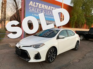2017 Toyota Corolla SE 5 YEAR/60,000 MILE FACTORY POWERTRAIN WARRANTY Mesa, Arizona