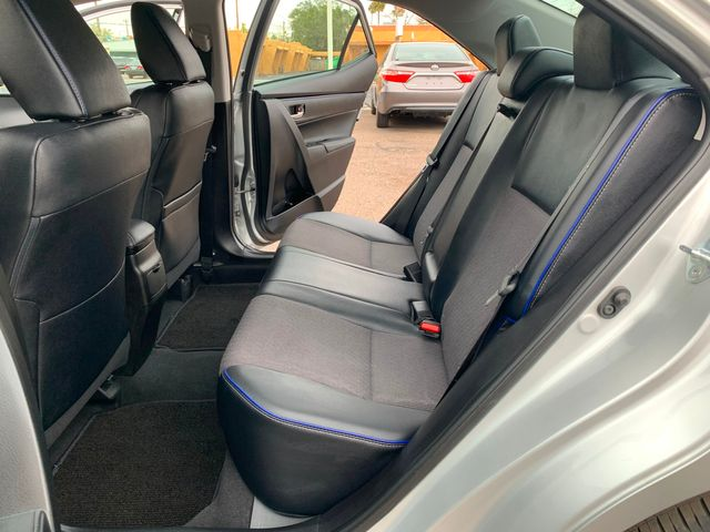 2017 Toyota Corolla SE 5 YEAR/60,000 MILE NATIONAL POWERTRAIN WARRANTY Mesa, Arizona 10