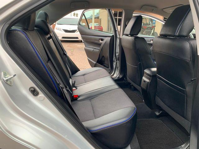 2017 Toyota Corolla SE 5 YEAR/60,000 MILE NATIONAL POWERTRAIN WARRANTY Mesa, Arizona 12