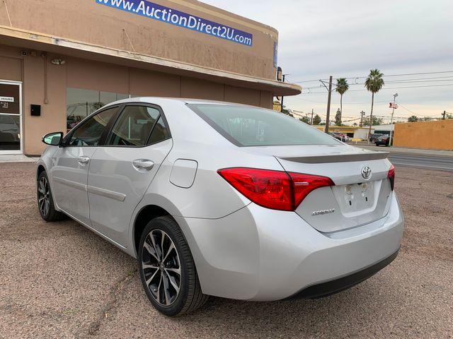 2017 Toyota Corolla SE 5 YEAR/60,000 MILE NATIONAL POWERTRAIN WARRANTY Mesa, Arizona 2