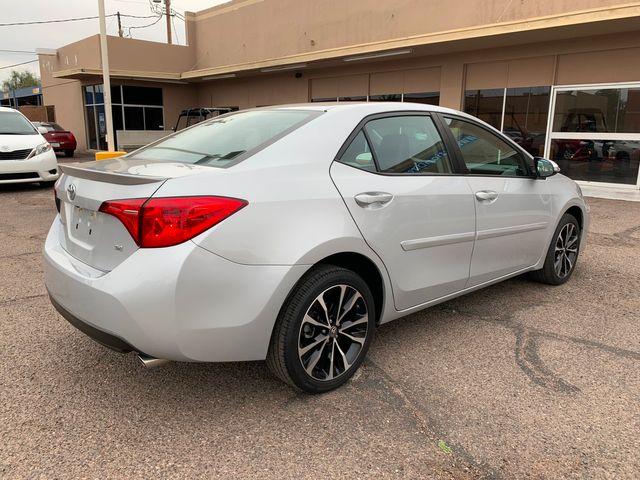 2017 Toyota Corolla SE 5 YEAR/60,000 MILE NATIONAL POWERTRAIN WARRANTY Mesa, Arizona 4