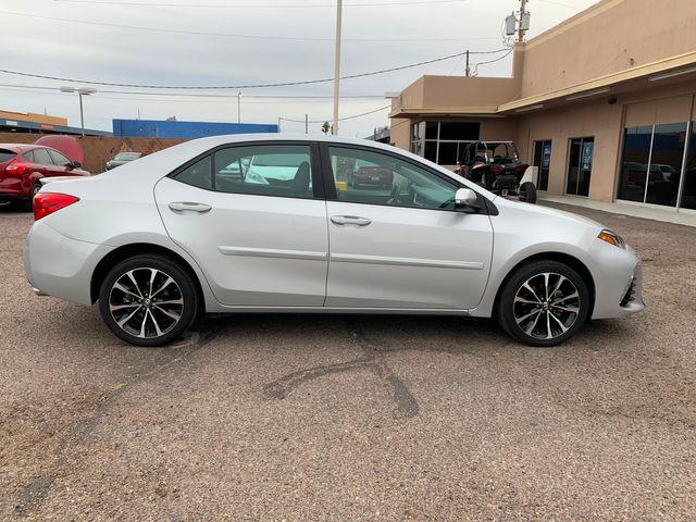 2017 Toyota Corolla SE 5 YEAR/60,000 MILE NATIONAL POWERTRAIN WARRANTY Mesa, Arizona 5