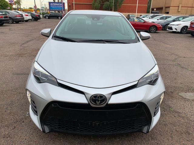 2017 Toyota Corolla SE 5 YEAR/60,000 MILE NATIONAL POWERTRAIN WARRANTY Mesa, Arizona 7