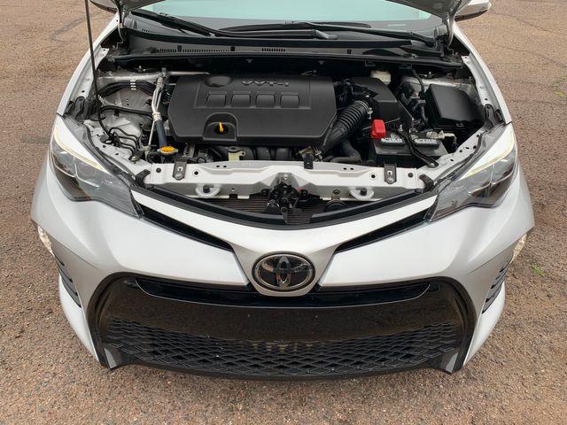 2017 Toyota Corolla SE 5 YEAR/60,000 MILE NATIONAL POWERTRAIN WARRANTY Mesa, Arizona 8