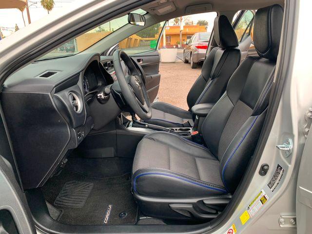 2017 Toyota Corolla SE 5 YEAR/60,000 MILE NATIONAL POWERTRAIN WARRANTY Mesa, Arizona 9