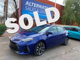 2017 Toyota Corolla SE 5 YEAR/60,000 MILE FACTORY POWERTRAIN WARRANTY Mesa, Arizona