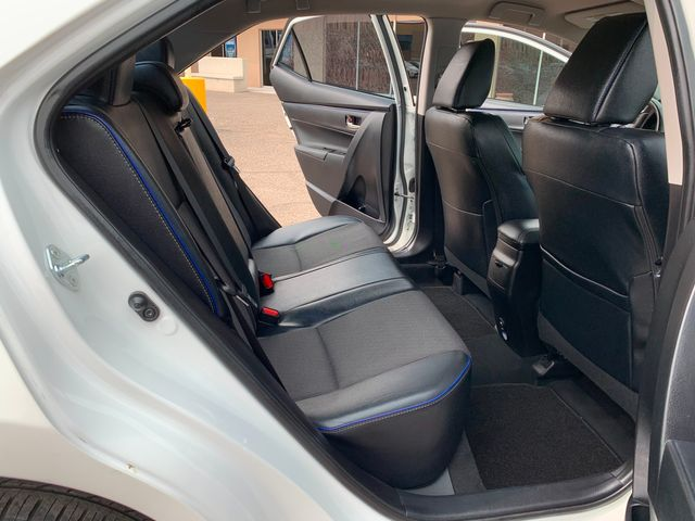 2017 Toyota Corolla SE 5 YEAR/60,000 MILE FACTORY POWERTRAIN WARRANTY Mesa, Arizona 12