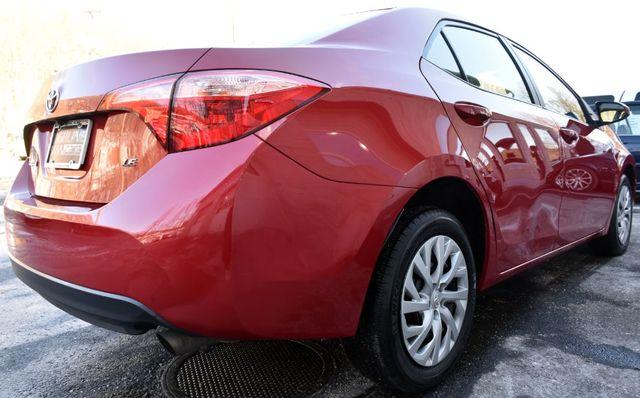 2017 Toyota Corolla LE Waterbury, Connecticut 5